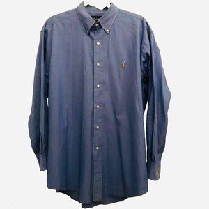 Ralph Lauren Yarmouth Pinpoint Oxford Shirt